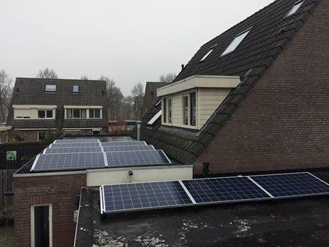 Solar Drenthe zonnepanelen Emmen