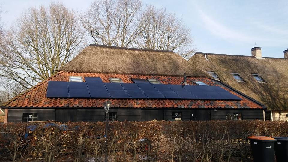 Solar Drenthe zonnepanelen Zwiggelte