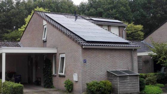 SolarEdge inclusief monitoring
