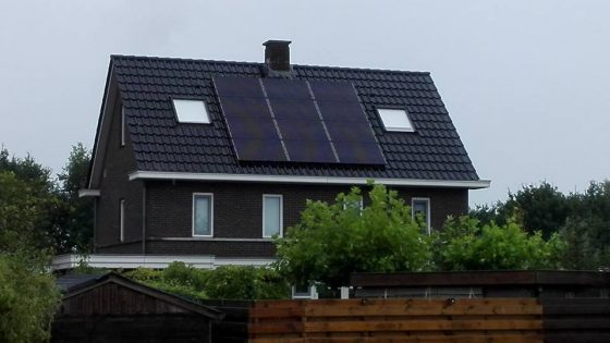 Axitec Energy Solar Germany 280 Wp mono black panelen