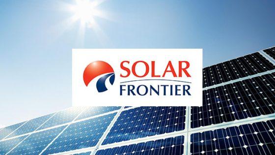 Solar Frontier panelen uitverkocht